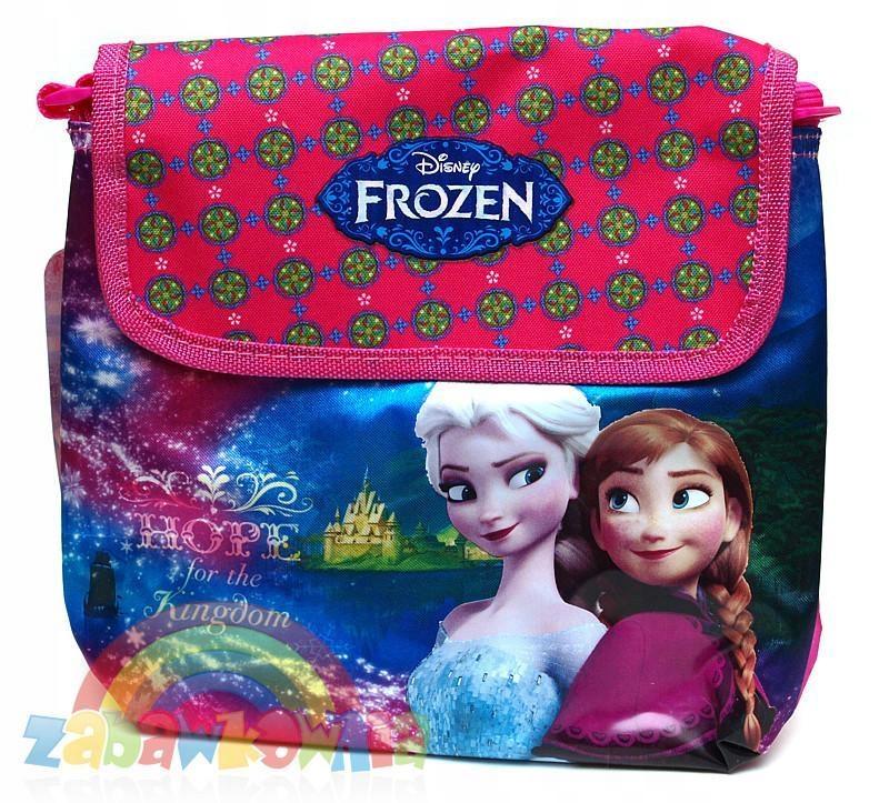 taška cez rameno Frozen Frozen Elsa Anna