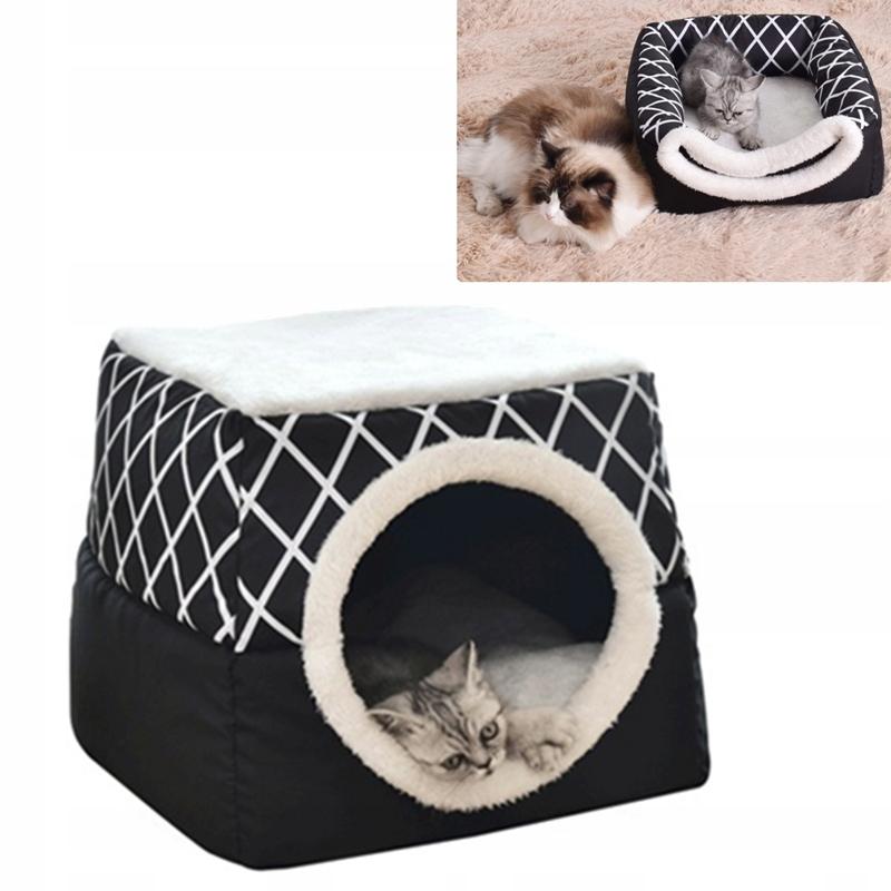 Legowisko dla kota łóżko dla psa XL(38x38x34cm)