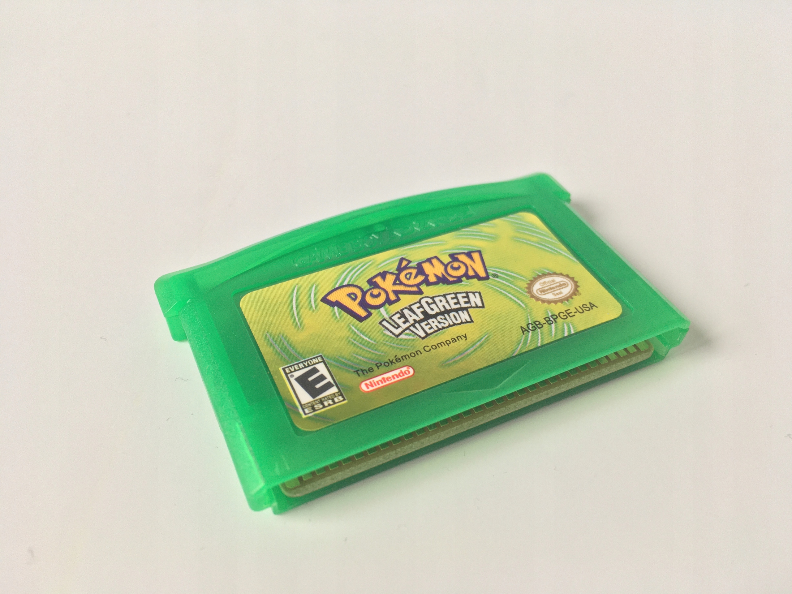 Pokemon Leaf Green | Gameboy Advance | GBA