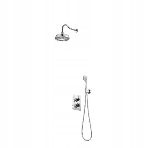 Termostatická sprchová súprava OMNIRES RETRO