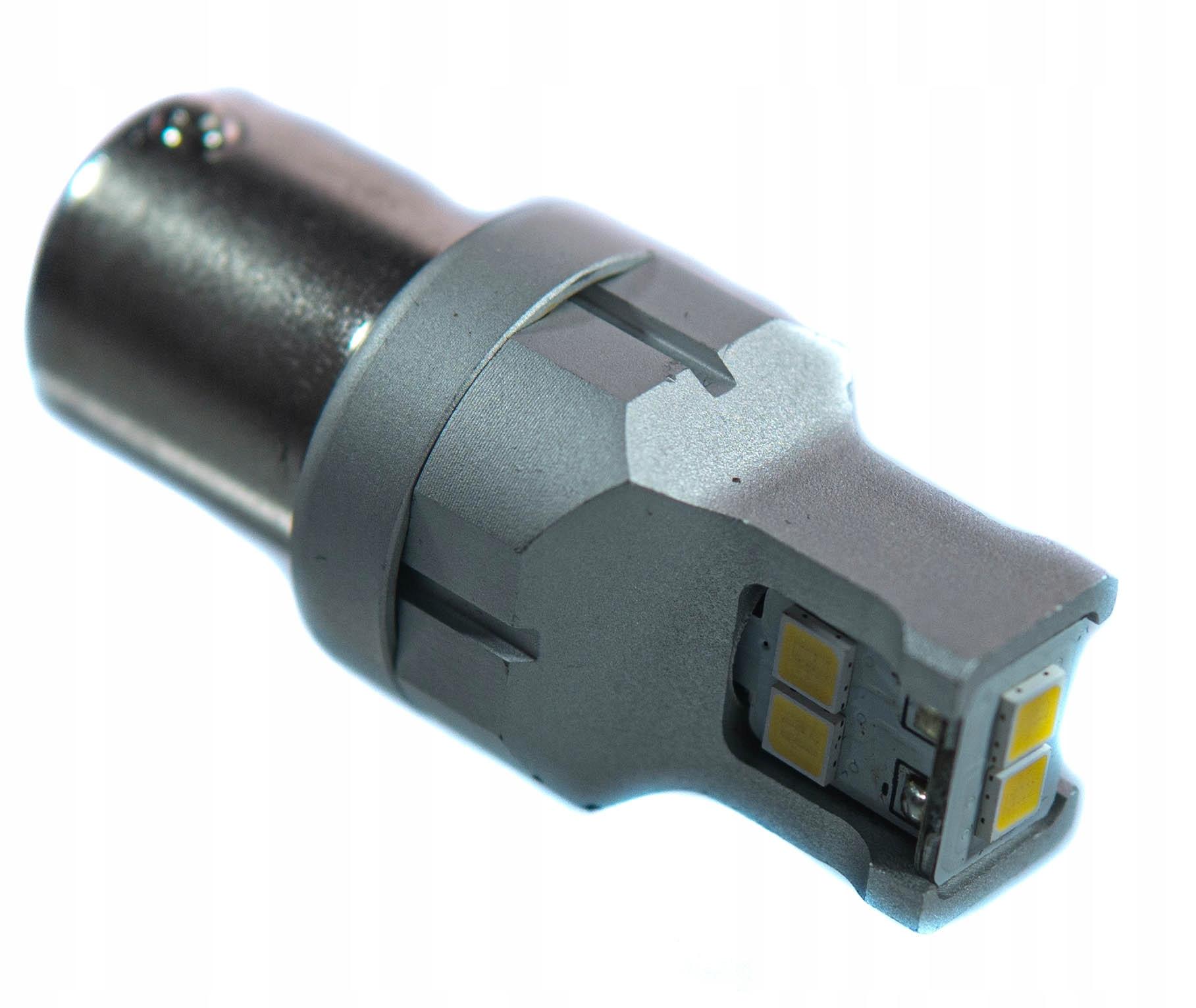 P21W 1156 LED - 6 SMD 3030 - BA15S - WSTECZNE LEDY Producent inny
