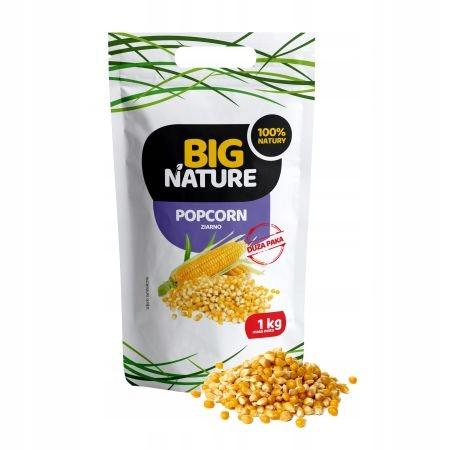 Popcorn ziarno 1 kg Popkorn