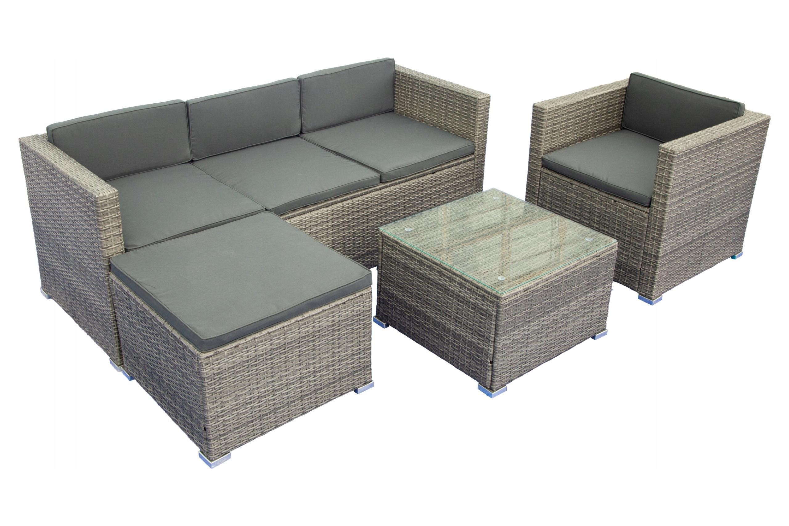 Беседка, диван, стол, кресло, пуф.