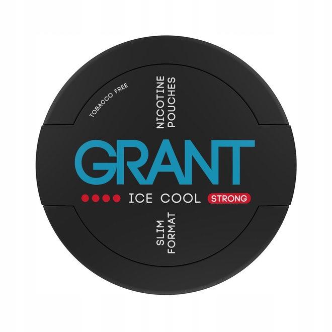 GRANT ICE COOL EXTRA STRONG - БЕЗ ЗАЖИГАНИЯ