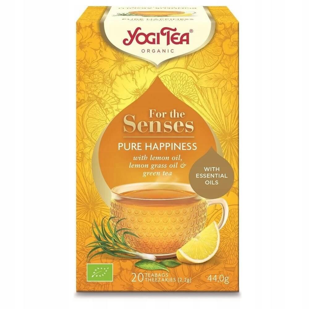 Чай Pure joy PURE HAPPINESS (20 х 2,2 г)