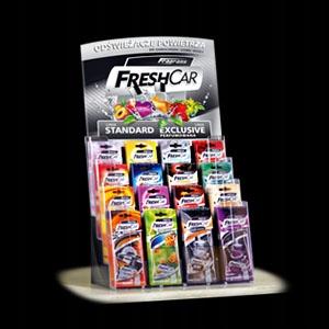 20 ШТ. Подвеска ароматическая FreshCar Fragrans