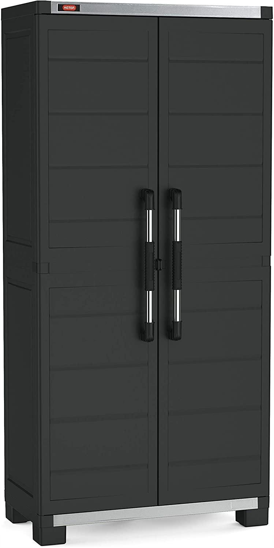 Keter Garage Cabinet XL High X-Large Black
