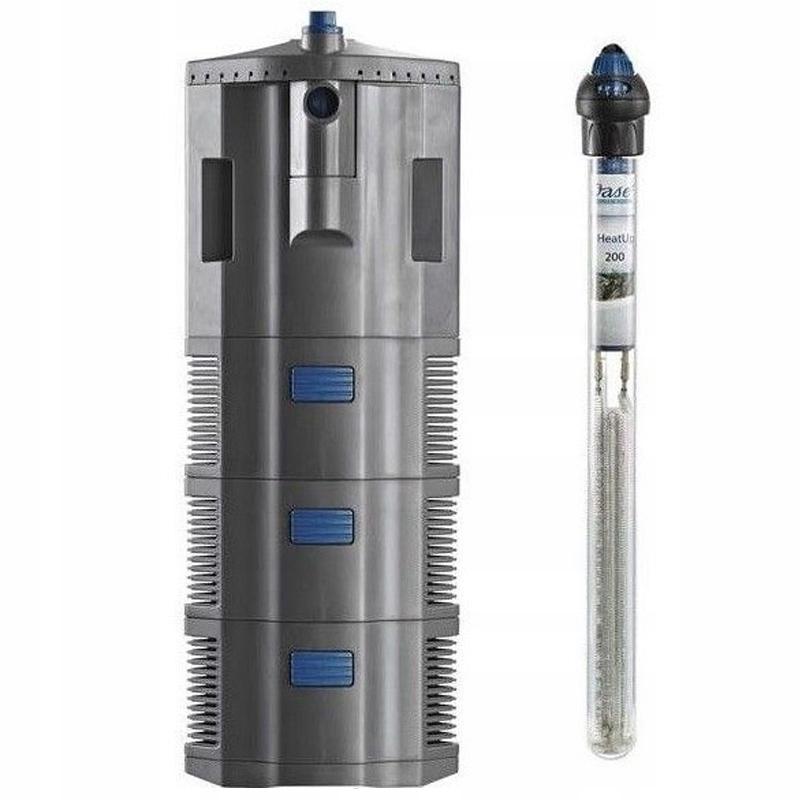 Внутренний фильтр Oase BioPlus Thermo 200, угловой нагреватель