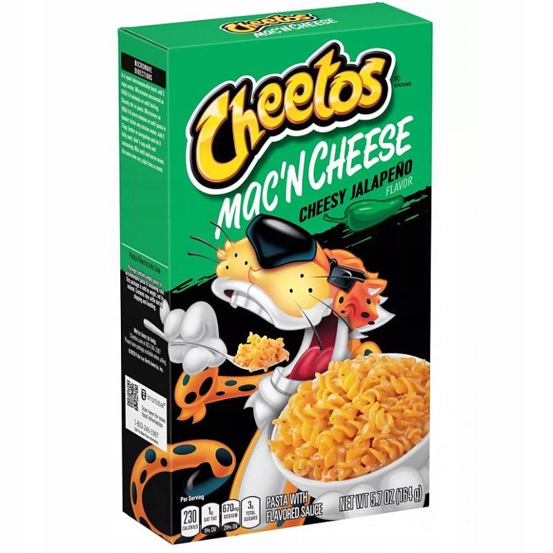 Паста с сыром Cheetos Jalapeno 164г из США