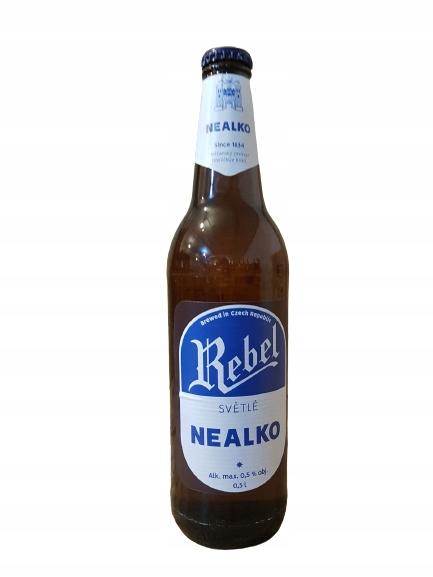 Купить Пиво Rebel NEALKO (безалкогольное), Rebel Brewery на Otpravka - цены и фото - доставка из Польши и стран Европы в Украину.
