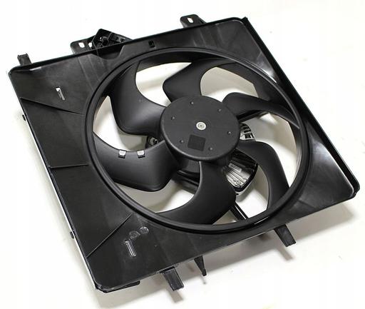 вентилятор радиатора citroen c2c3- i ii 2002-