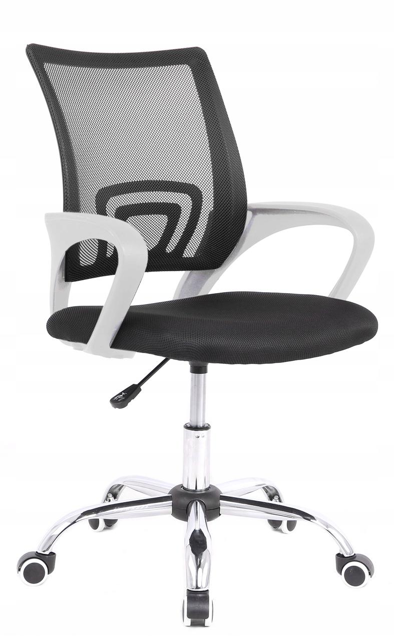 Вращающееся кресло для молодежи Camper black