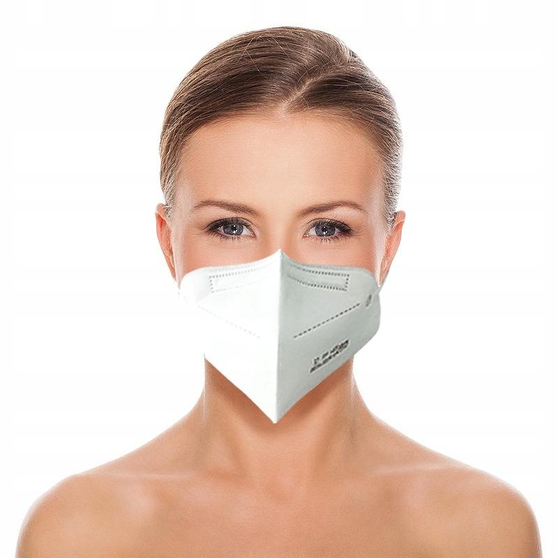 Защитная маска KN95 FFP2 CE сертифицирована