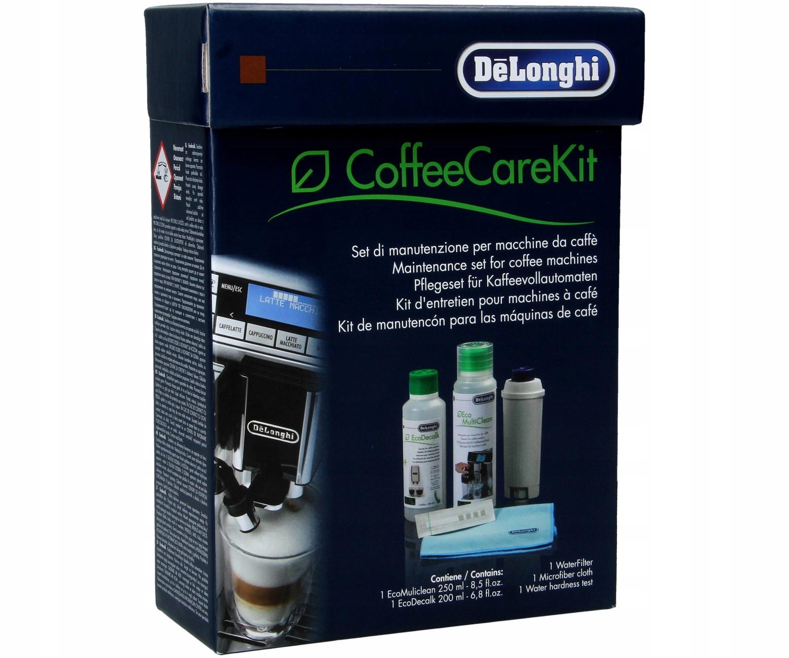 ЖИДКОСТЬ для очистки кофемашины DeLonghi