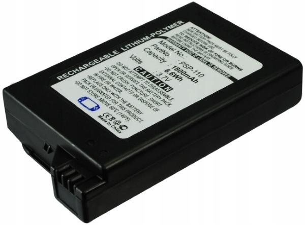 Batéria PSP-110 do Sony PSP 1000 - 1004 - 1010 TUK
