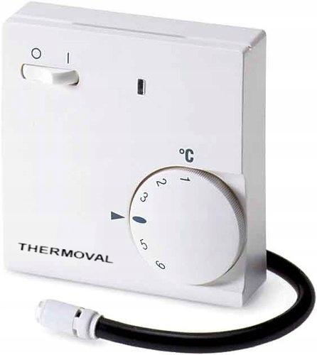Терморегулятор Thermoval FRE - напольный