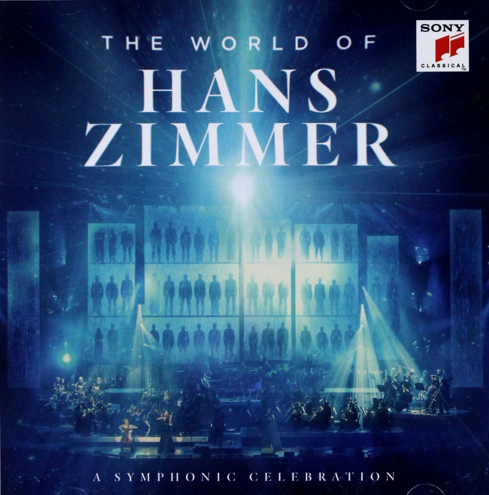 Item HANS ZIMMER THE WORLD OF SYMPHONIC CELEBRATION 2CD