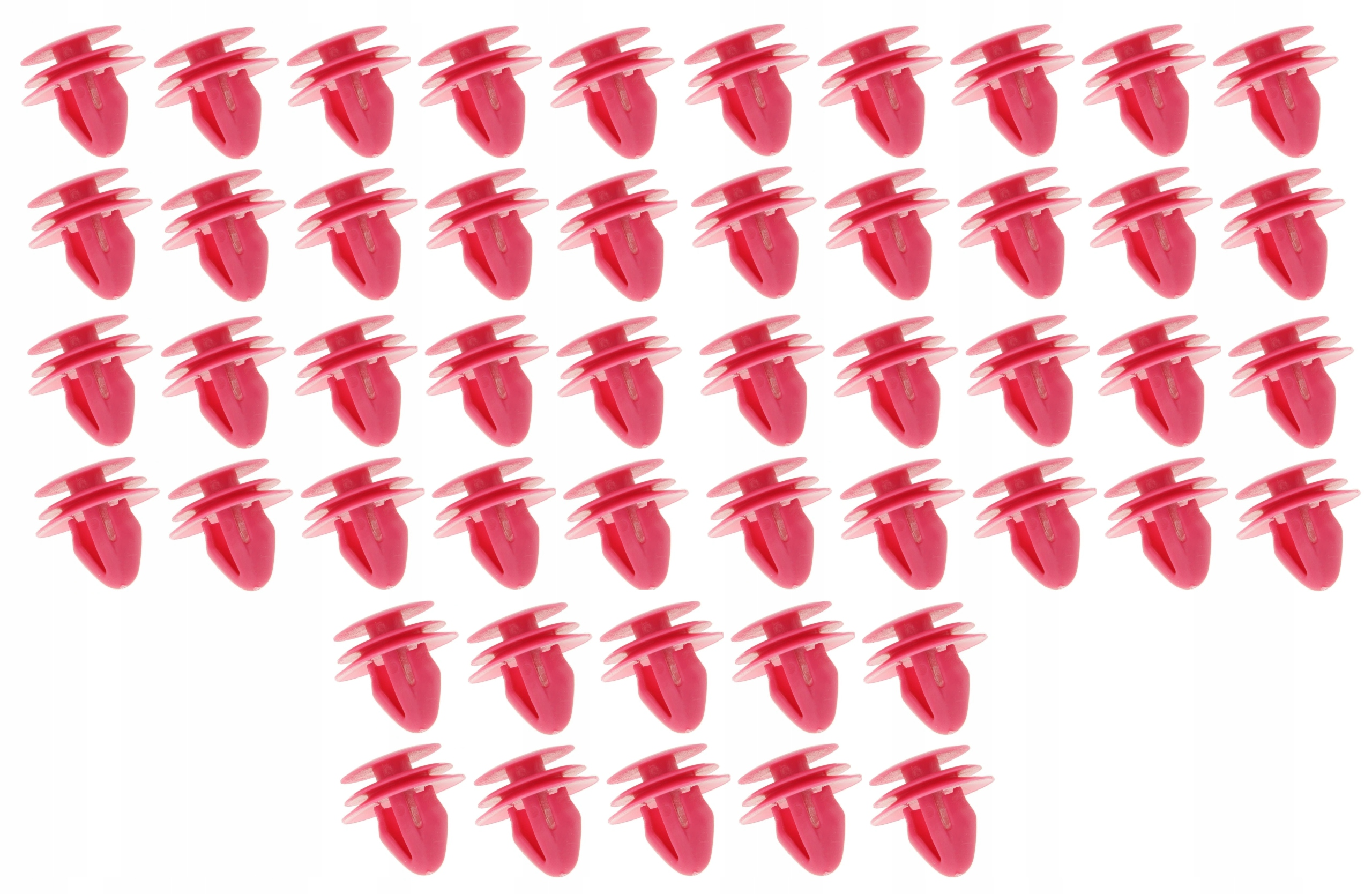 [HYUNDAIЗАКЛЕПКА МОЛДИНГИ BLOTNIKA NAKLADKI 50 SZTUK из Польши]изображение