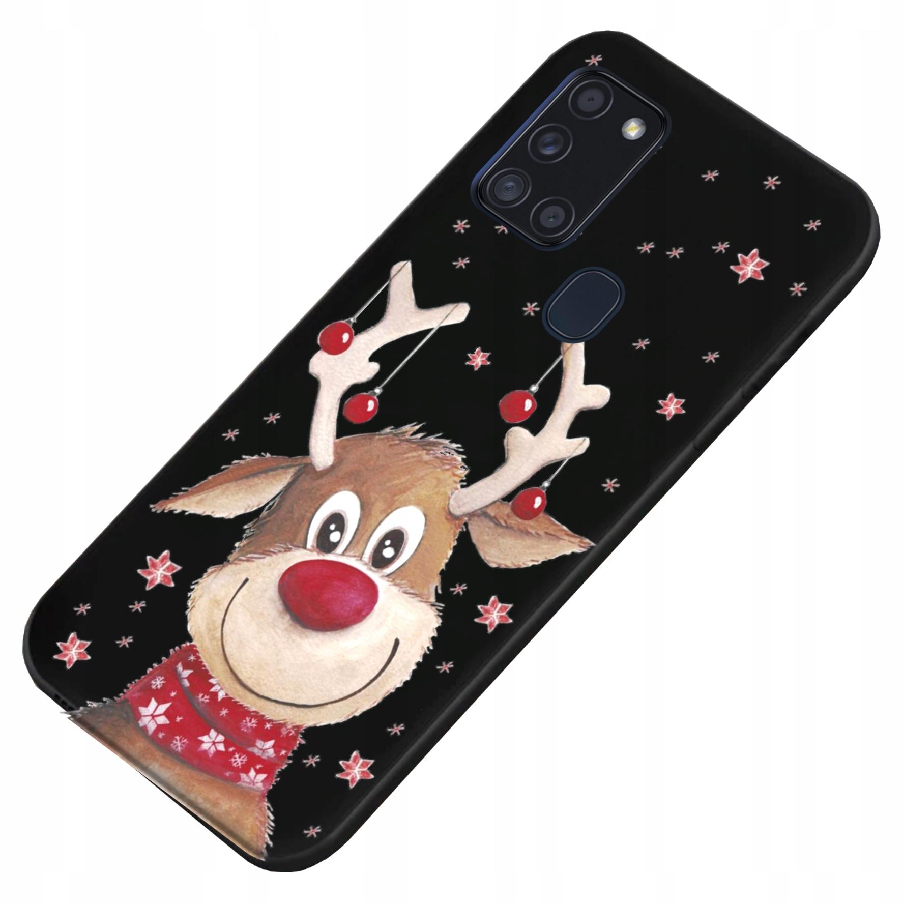 Case Etui Swiateczne Prezent Do Samsung A21s Wzory 9810946114 Sklep Internetowy Agd Rtv Telefony Laptopy Allegro Pl