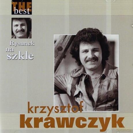 K Krawczyk Najlepšie kreslenie na sklenenom CD