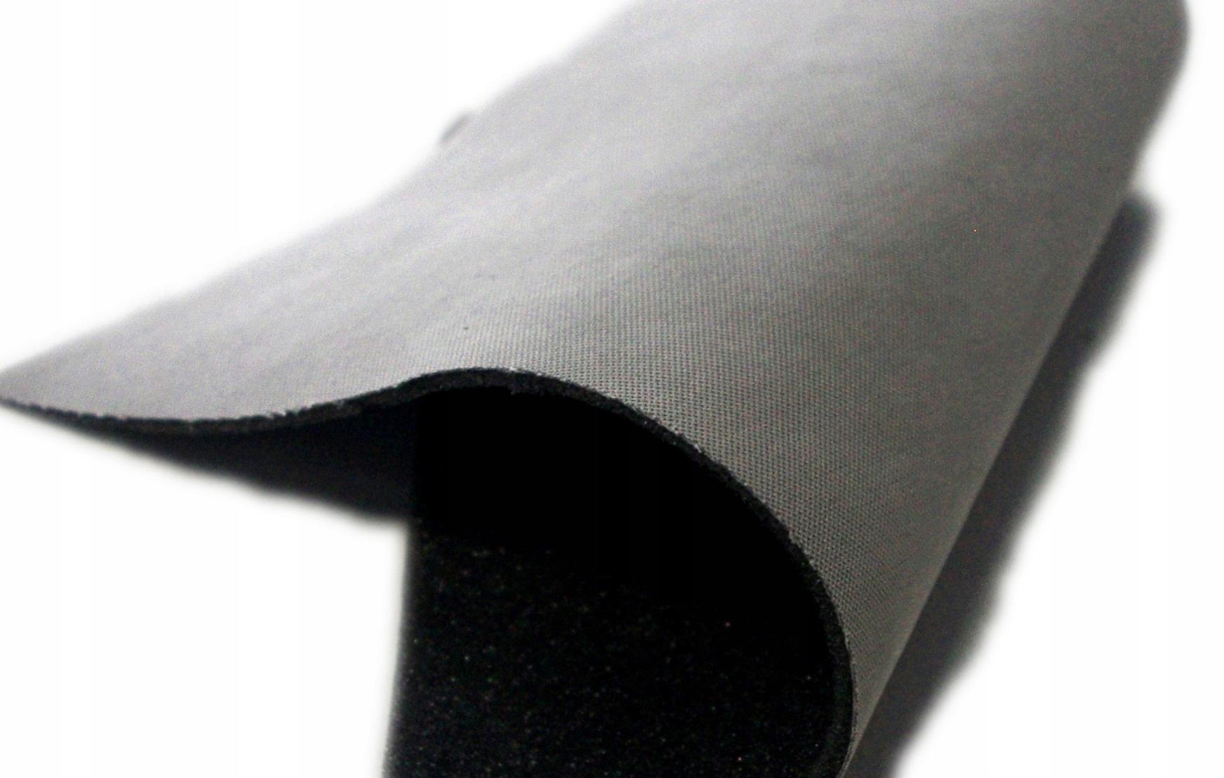 ткань автомобильная ламинированные пеной 4mm j серый