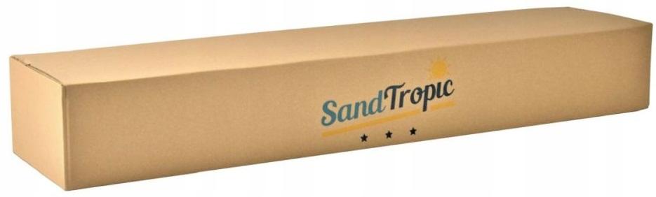 OCEĽOVÝ RÁM SandTropic 220kg + HAMMOCK 220x170cm Výrobca SandTropic