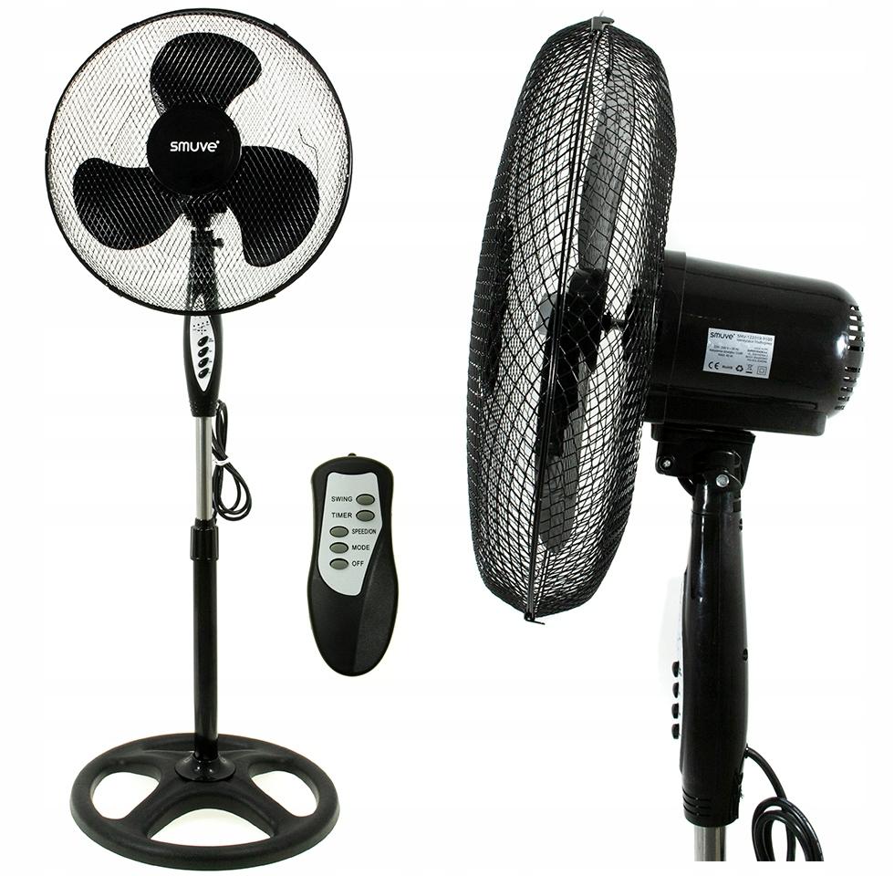 Напольный вентилятор Smuve напольный вентилятор + дистанционное управление
