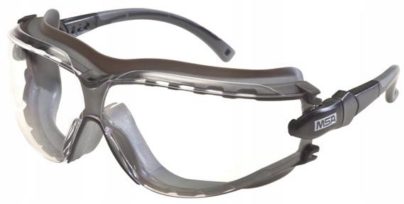 Купить БЕЗОПАСНЫЕ очки + прокладка + резинка - MSA на Otpravka - цены и фото - доставка из Польши и стран Европы в Украину.