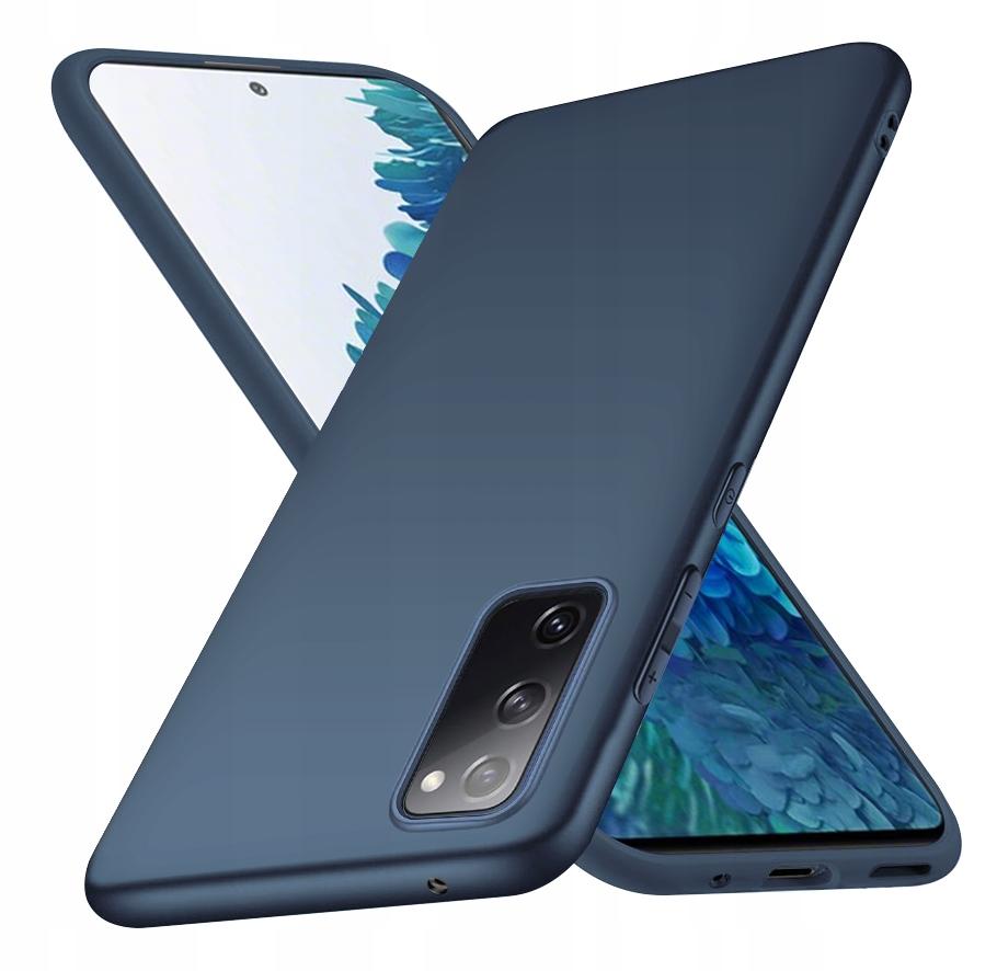 Etui do Samsung Galaxy S20 FE Case Matt + Szkło 9H