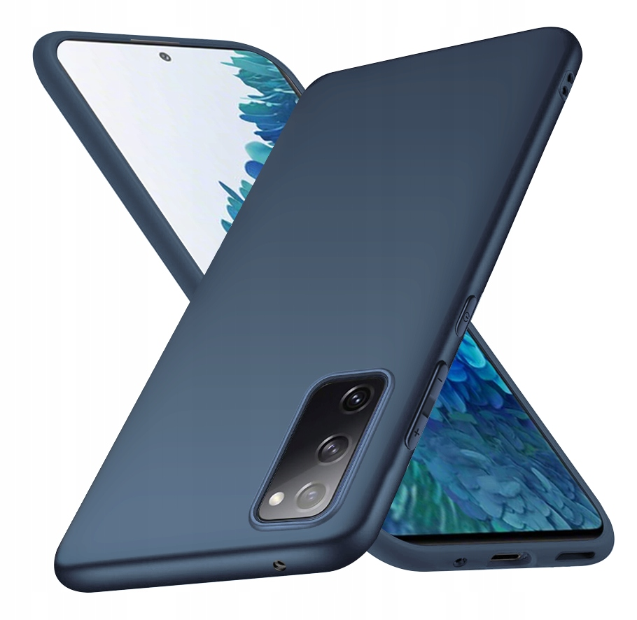 Etui do Samsung Galaxy S20 FE Case Matt + Szkło 9H Dedykowany model Galaxy S20 FE / S20 Lite