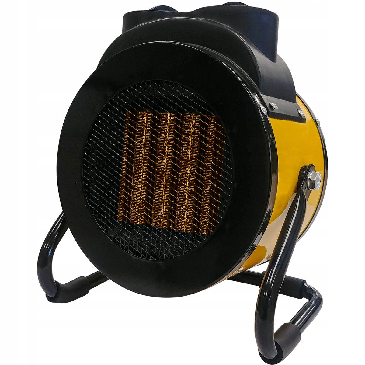 Вентилятор электронагревателя фарелка 2кВт PTC