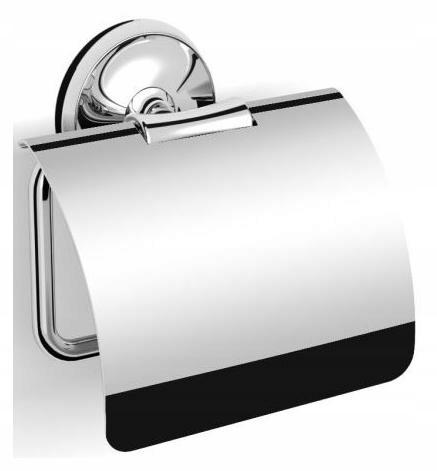 Vešiak s krytom, držiak na toaletný papier