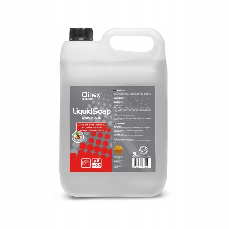 Clinex Liquid Soap 77-521 - жидкое Мыло - 5 л