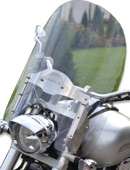 Srednia Akrylowa Szyba Honda Shadow Vt 750 C4 Aero Przemysl Allegro Pl