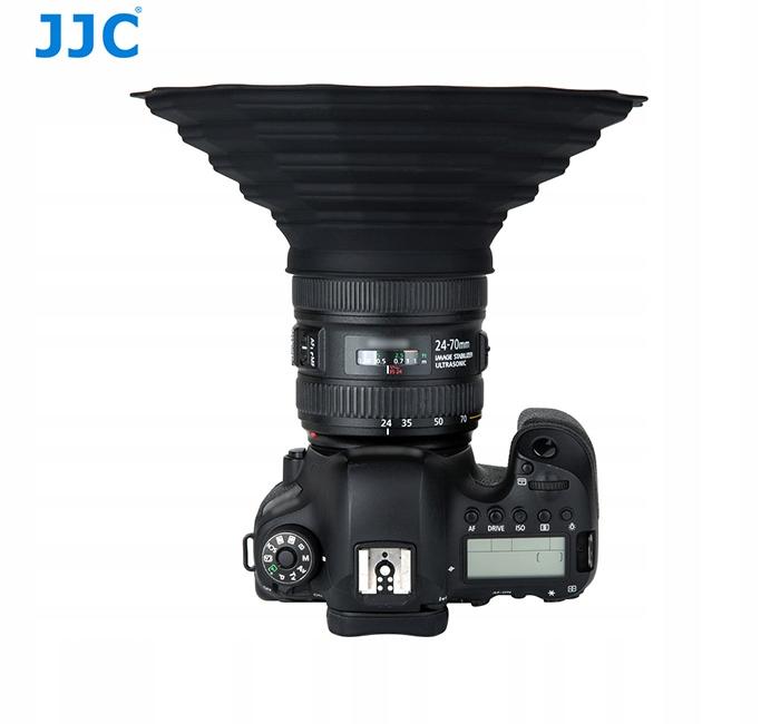 Osłona silikonowa JJC do obiektywów 73-88 mm Producent JJC