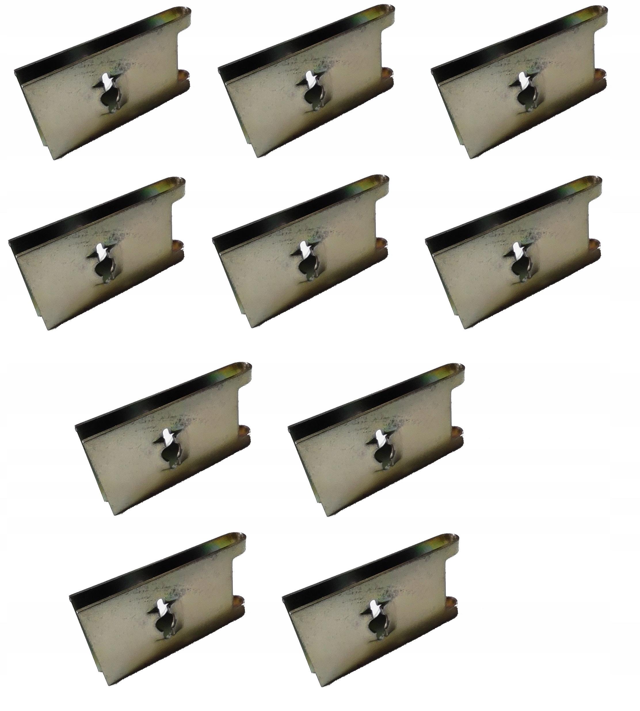Бляшки gniazdko montazowe металическая к wkretow 10, фото 0