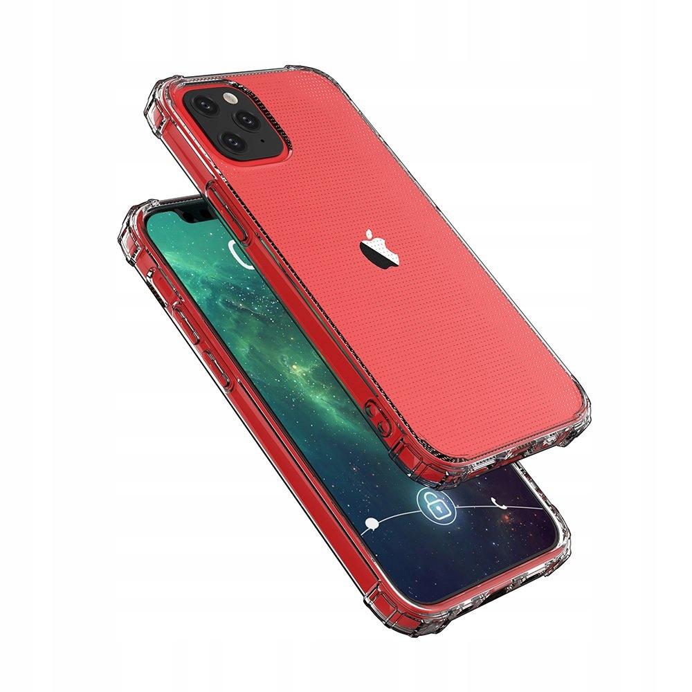 Pancerne Etui Anti Shock + Szkło do iPhone 12 Mini Typ plecki