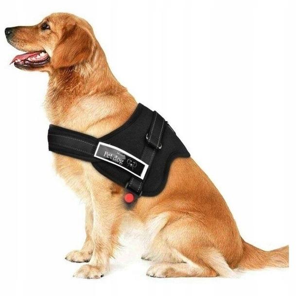 Шлейка для собаки Лабрадорская овчарка размер L