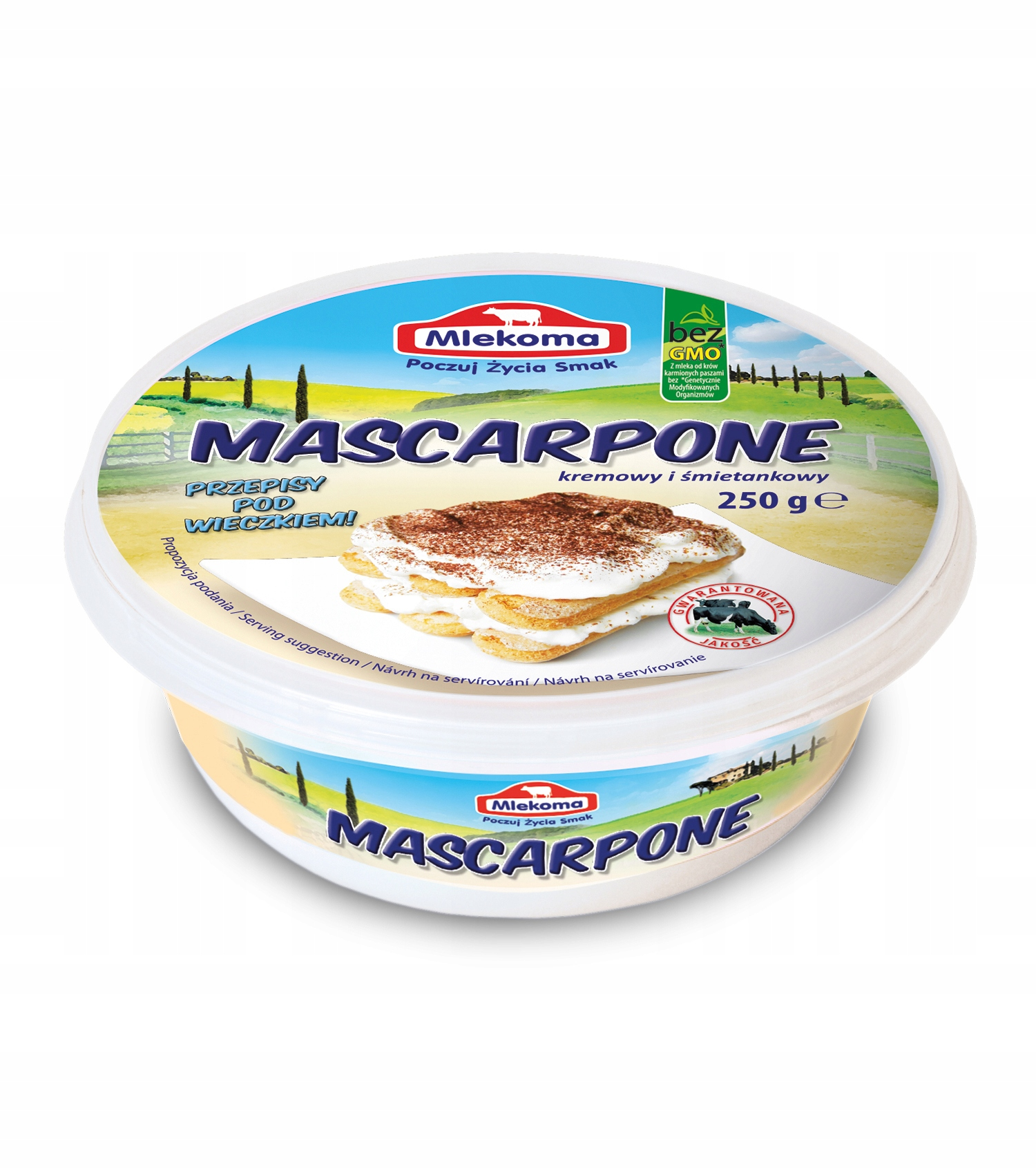 Ser Mascarpone 250 g.