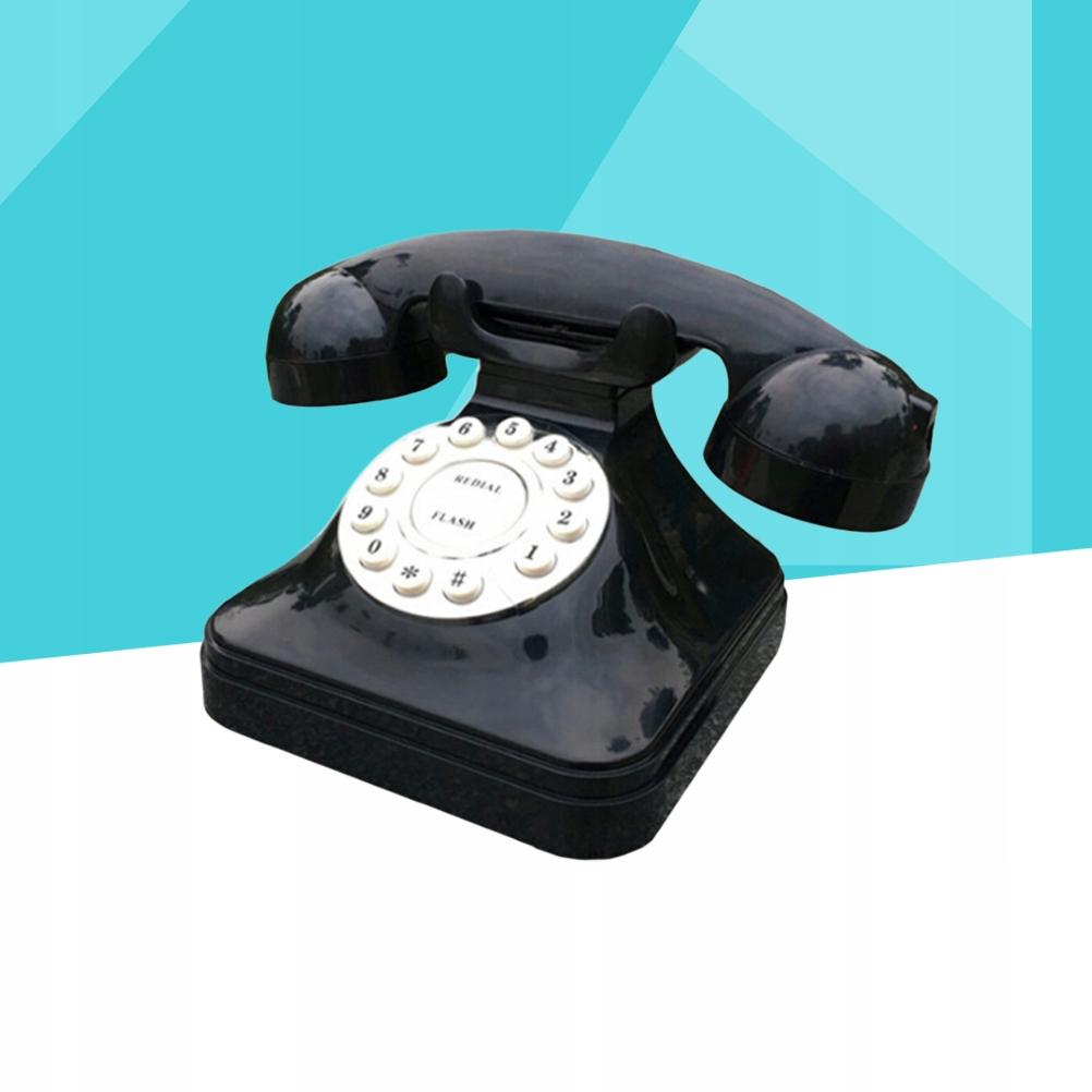 Vintage Retro Antique Telephone Drôtový telefón