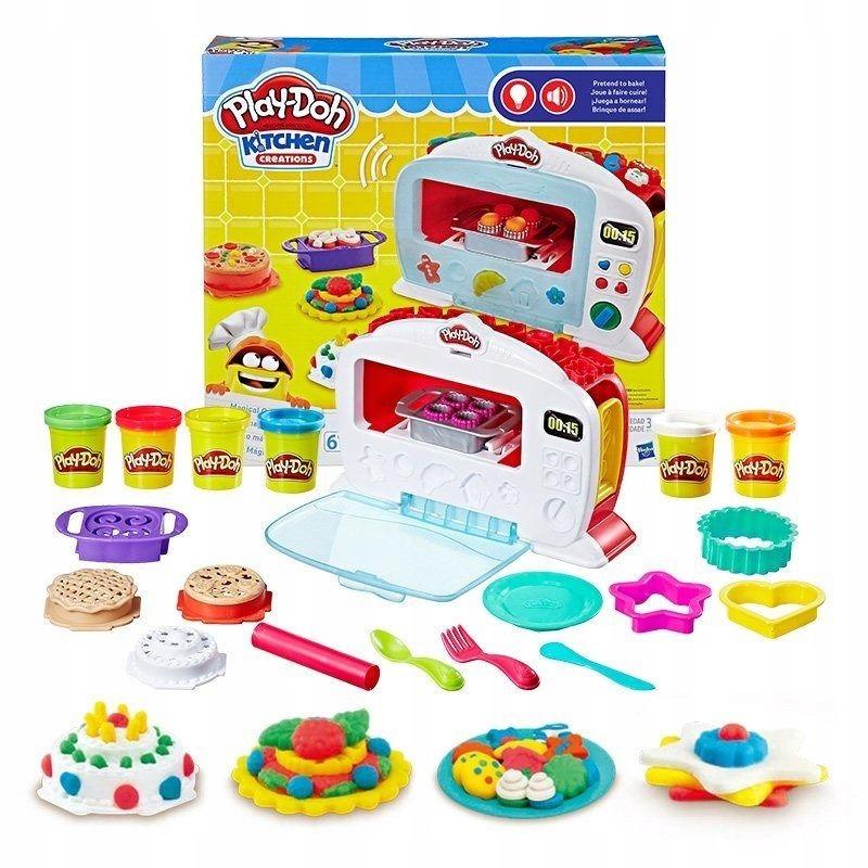 Pečacia pec Play-Doh KUCHYNSKÉ TVORBY