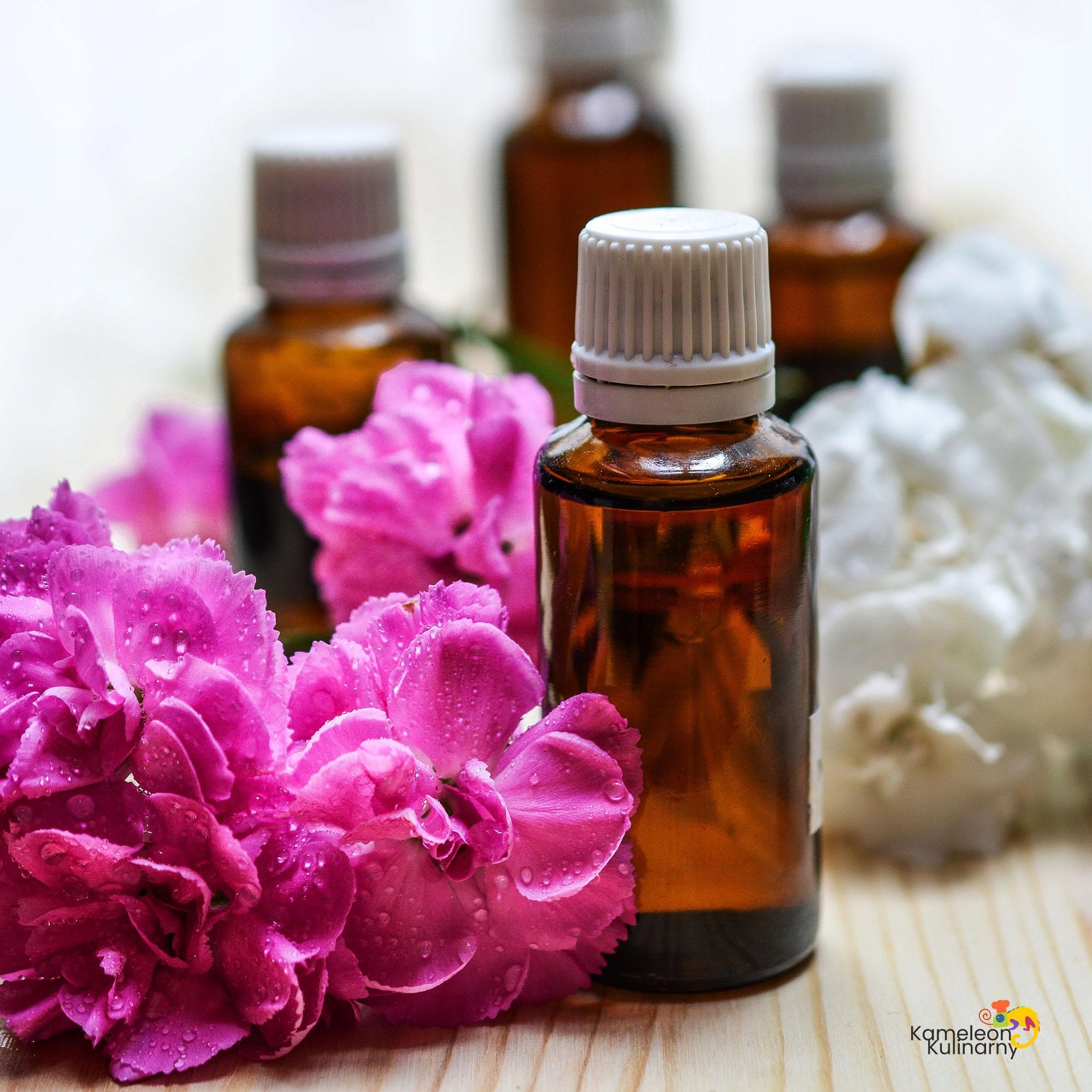 OLEJKI ETERYCZNE ZAPACHOWE zestaw 9szt KWIATOWE Producent Naturalne Aromaty
