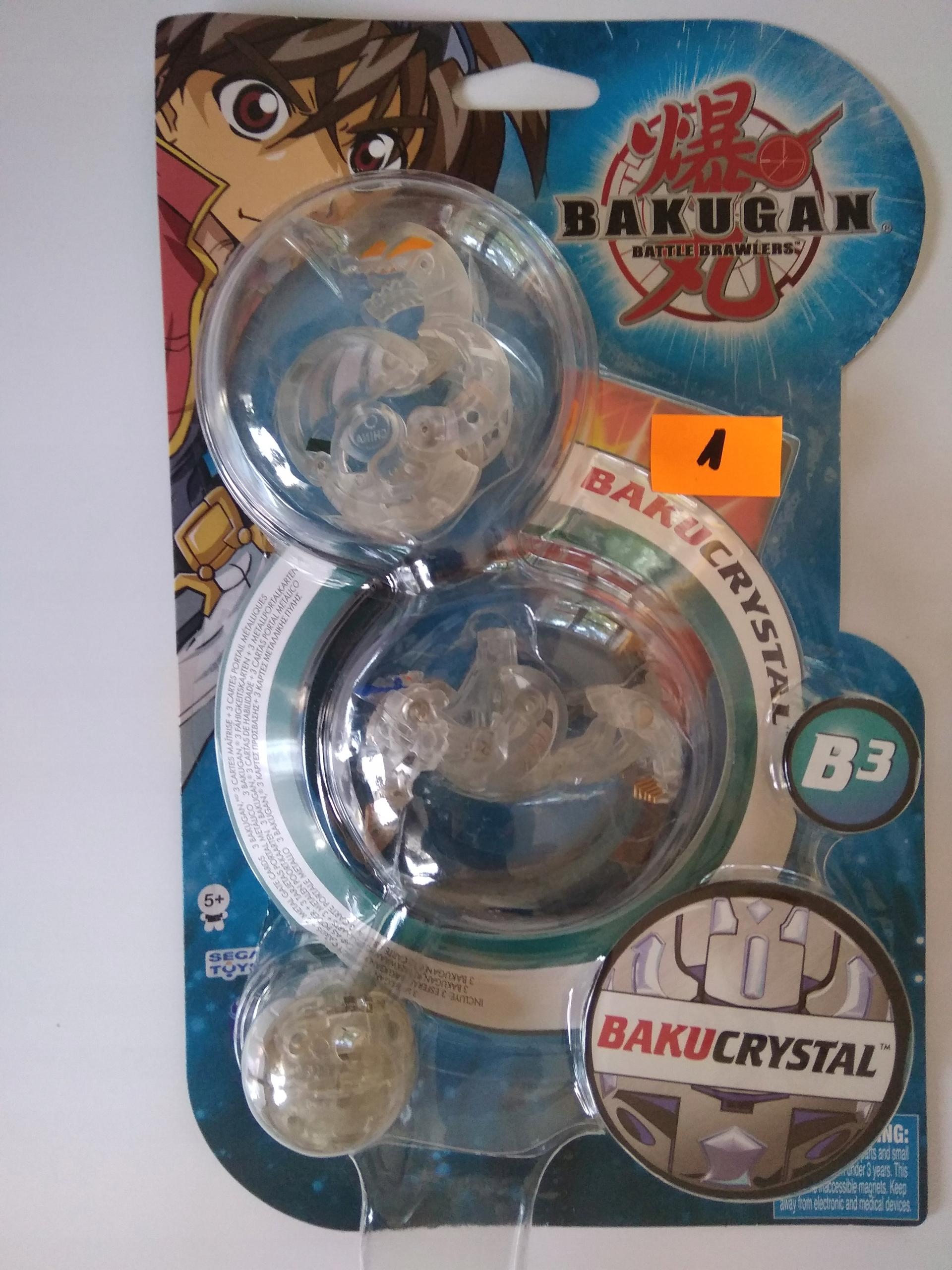 Štartovacia sada Bakugan 61321 Cobi NOVINKA