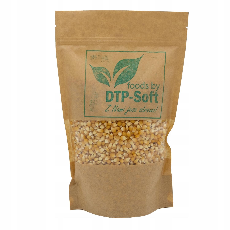 Ядро кукурузы ПОПКОРН для запекания 1 кг Пищевые продукты