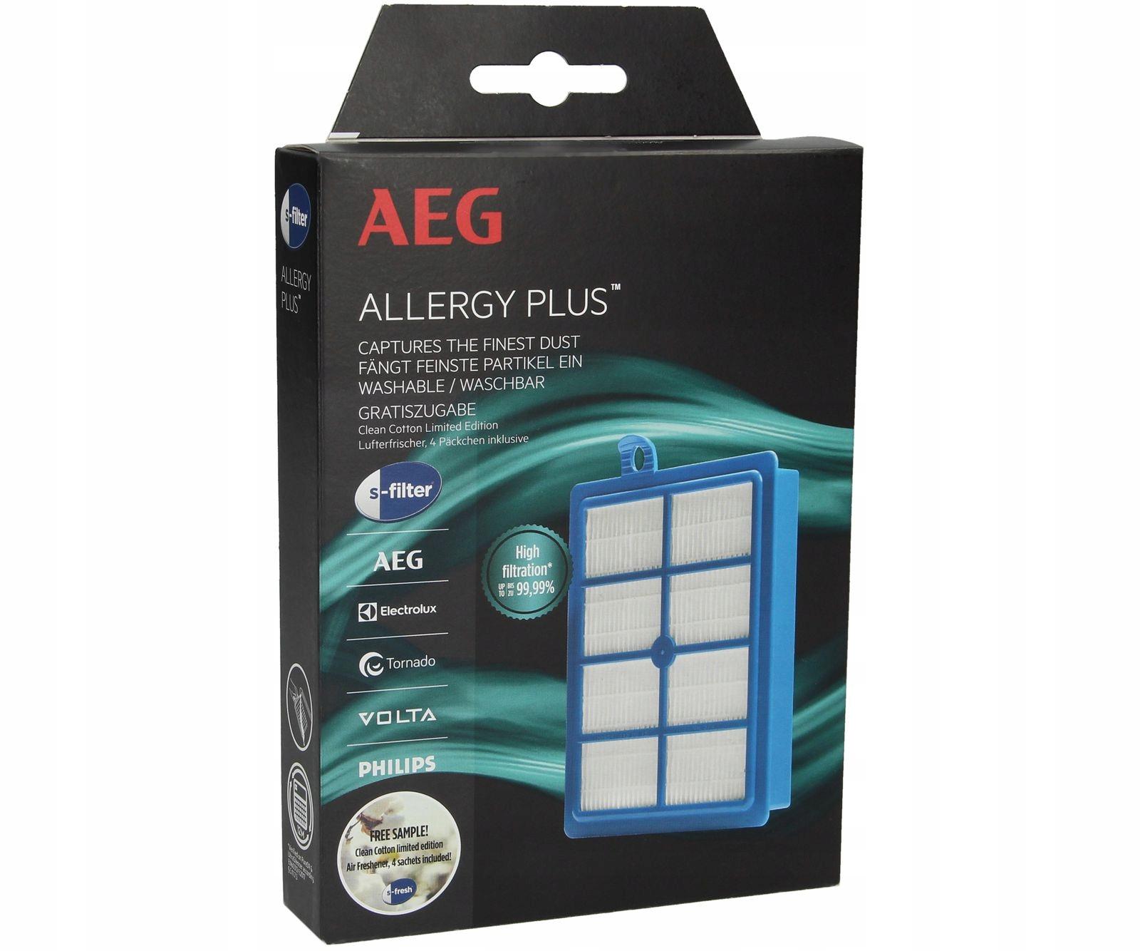 Filter vysávača Electrolux HEPA AFS1WCC
