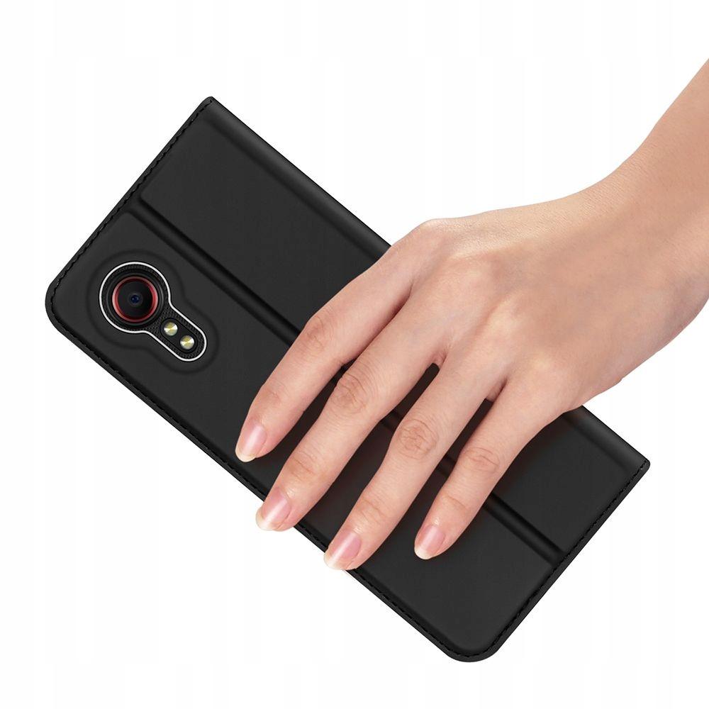 Etui DuxDucis + Szkło do Samsung Galaxy Xcover 5 Materiał skóra ekologiczna