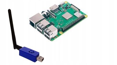 Domoticz/Home Assistant ZigBee Raspbery 3B+ Smart