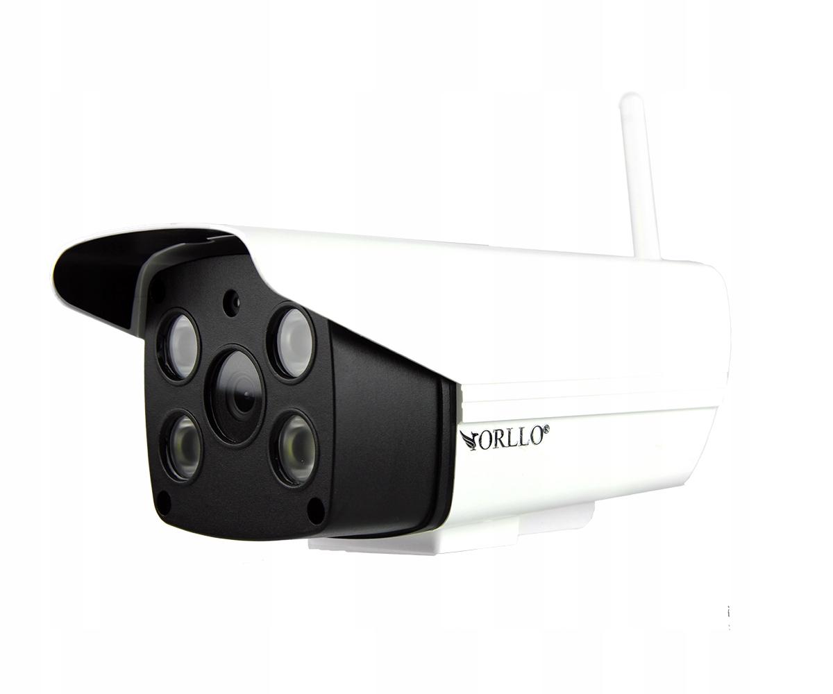Kamera Zewnętrzna 2MP WiFi Syrena ORLLO GOODCAM Z4 Typ kamery czarno-biała kolorowa na podczerwień