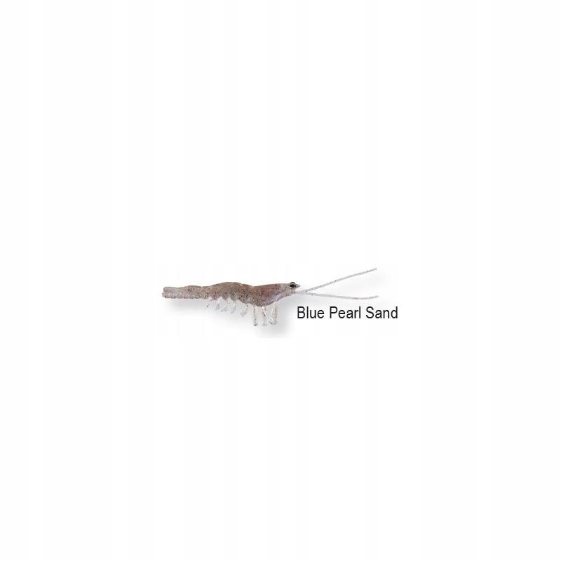 Savage Gear 3D Manic Shrimp 10cm Blue Pearl Sand