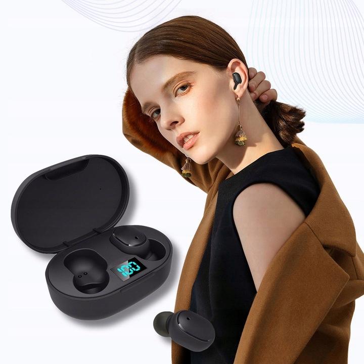 Słuchawki Bezprzewodowe 5.0 Android Powerbank EAN 2020050115156
